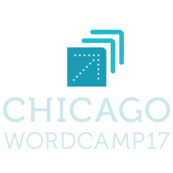 WordCamp Chicago 2017 Logo
